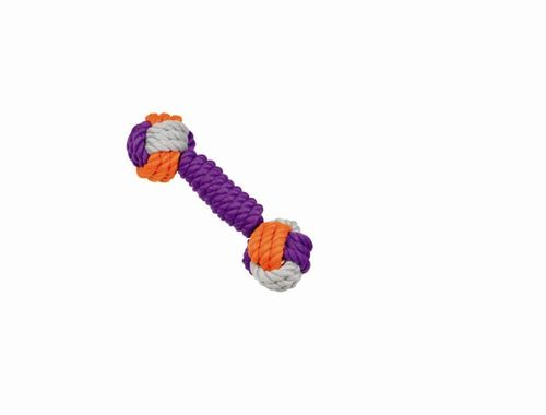 Nobby Rope Toy Spielseil Hantel