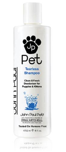John Paul Pet Tearless Puppy+Kitten Shampoo Welpenshampoo 473,2 ml