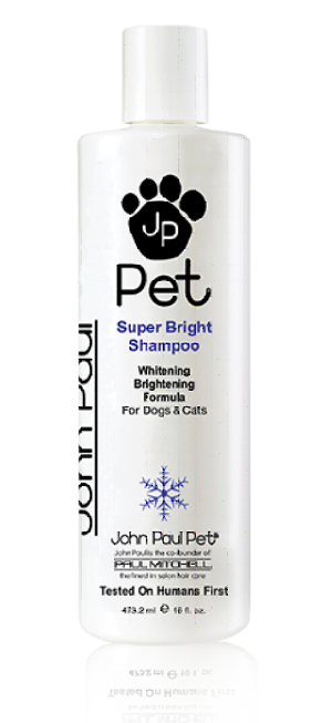 John Paul Pet Super Bright Shampoo 473,2 ml