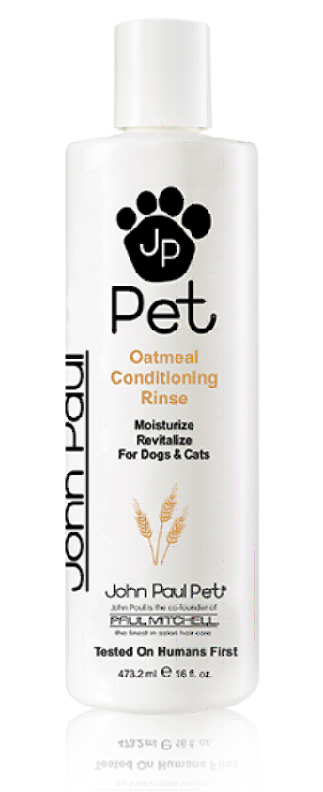 John Paul Pet Oatmeal Conditioning Rinse Conditioner 473,2 ml