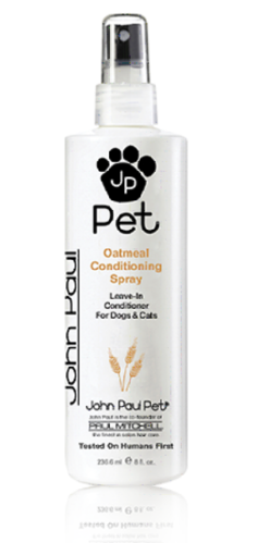 John Paul Pet Oatmeal Conditioning Spray Conditioner Spray 236,6 ml