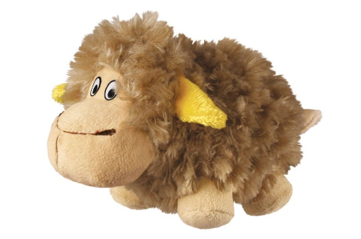 KONG Barnyard Cruncheez Sheep Large