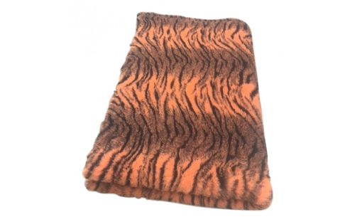 Vet Bed 2farbig im Tigerdesign